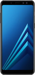 Samsung Galaxy A8 (2018) DUOS 32GB Black