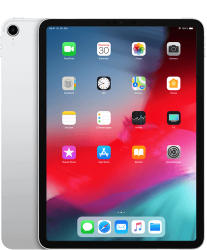 Apple iPad Pro (2018) 12,9 Wifi + Cellular 256GB Silber
